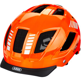 ABUS Hyban 2.0 Signal Helmet signal orange